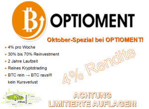 Optioment Betrug
